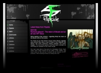 Flipside site screenshot
